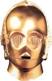 Halloween Rubber Masks C3po Mask Halloween Costume Mask U0026 Scary Rubber Latex Masks