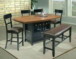 pub table and chairs with storage rectangle pub table rectangle bar table medium size of bar table set