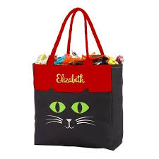 collection personalized halloween treat bags pictures best