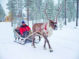 Win a Christmas family holiday to Lapland worth over £4000  Good