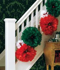 Christmas Crepe Paper Decorations by Traditional Crepe Paper Christmas Decorations