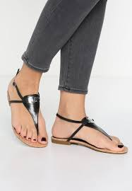 ralph lauren dresses for lauren ralph anita t bar sandals black