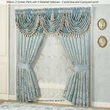 bathroom amazing shower curtains with valance and tiebacks 35 photos elegant throughout 21 from shower