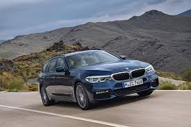 new bmw 5 series touring the fifth estate is here by car magazine