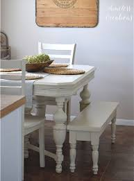 diy farmhouse kitchen bench kitchen benches an and style