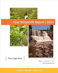 annual report template annual report examples pinterest