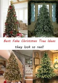 best artificial christmas tree best real looking artificial christmas tree my web value