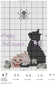 picture of halloween cats best 25 halloween cross stitches ideas on pinterest cross