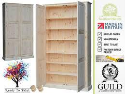 large storage cupboards
