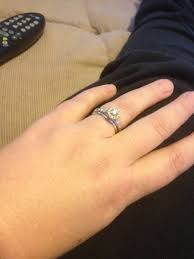 overstock engagement rings engagement ring 1000 weddingbee
