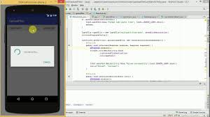 android studio 1 5 tutorial for beginners pdf android studio upload any files to asp net web api youtube