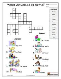 esl english vocabulary printable worksheets daily routines