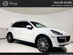 porsche suv 2017 2017 porsche cayenne turbo park assist drivers assist pano