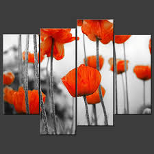 red poppy canvas wall art wall decoration ideas 20 collection of red poppy canvas wall art wall art ideas red poppies field canvas wall art pictures prints larger sizes throughout red poppy canvas wall