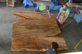 Live Edge Boardroom Table Edge Conference Table