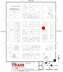 Train Floor Plan by Toronto Railway Historical Association Page 30