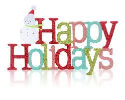happy holidays rcap