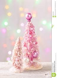 pastel colored christmas trees stock photo image 62242294