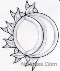 beveled glass sun moon designs by nickates stained glass supplies inc