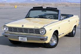 convertible dodge dart hooniverse obscure car garage the 1965 dodge dart charger