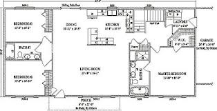 open ranch style floor plans inspirational open concept ranch style house plans new home