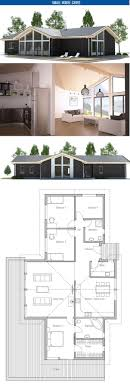house plans with vaulted ceilings small house plan with four bedrooms and high vaulted ceiling in