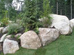 best 25 boulder landscape ideas on large landscaping