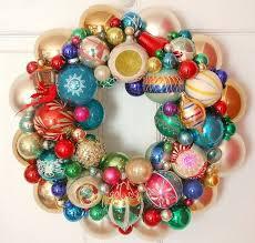 205 best vintage wreaths images on