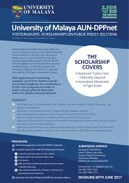 Application Letter For Need Based Scholarship Myanmar Study Abroad
