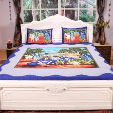 3d Print Bed Sheets Online India Jaipuri Double Bedsheets With 3d Prints By Incredible Homes Bed