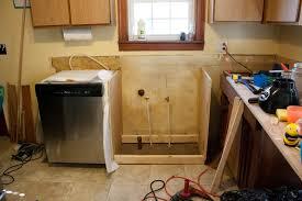 building a dishwasher cabinet ikea dishwasher cabinet opening size home design ideas ikea