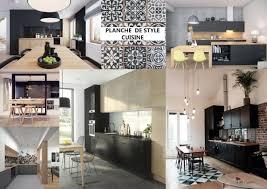 ambiance et style cuisine planche tendance cuisine collection photo décoration chambre 2018