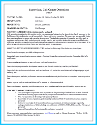 Call Center Sample Resume Sample Call Center Cover Letter College Essay Samples About