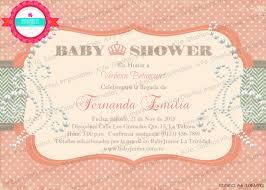invitaciones para baby shower vintage invitaciones vintage