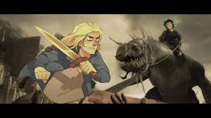 magnus chase and the hammer of thor trailer youtube