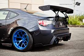 frs rocket bunny electric