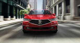 2018 acura rlx gets a new face will anyone care the torque report
