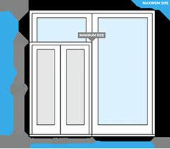 Patio Door Sizes Patio Door Standard Sizes Patio Door Sizes Sliding Glass Door