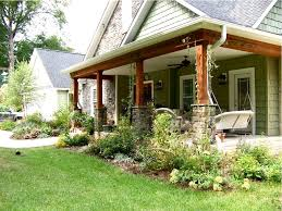 pictures on front deck ideas for ranch style homes free home