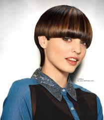 long bowl cut hairstyles short bowl cut with a long neck and