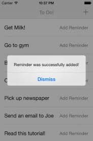 add reminder in android eventkit tutorial a calendar reminder