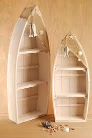Boat Shelf Bookcase Pine Boat Shelf A Beautiful White Pine Boat Shelf With
