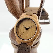 amazon com ideashop new vosicar retro leather fashion bamboo