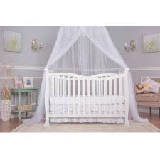 Convertible White Cribs On Me Violet 7 In 1 Convertible Style Crib White 2day