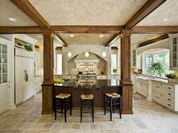 kitchen island with posts kitchens with columns room image and wallper 2017