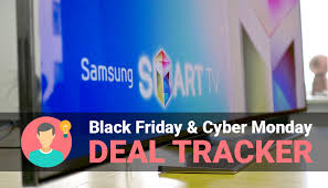 oled tv black friday every samsung smart tv black friday u0026 cyber monday 2017 deal