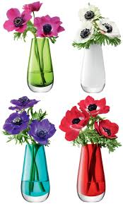 Lsa Vases Beautiful New Flower Colour Collection Of Vases From Lsa
