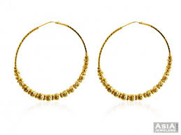 hoops earrings india unique gold hoop earrings from india jewellry s website