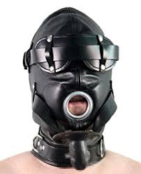 leather mask st all pu leather leather mask sm restraint co