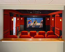 Cinetopia Parlor Room by This Is A View Through The Open Back Wall Of The Theater So People